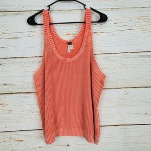 Anthropologie We The Free Tank Top Sweater
